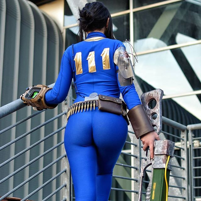 Cosplay sexy fallout Cosplay Costumes
