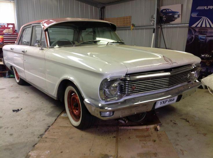 1966 Ford Xp fairmont (falcon) 4 Door sedan