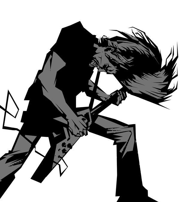 illustration for Mokoma by Ville Pirinen