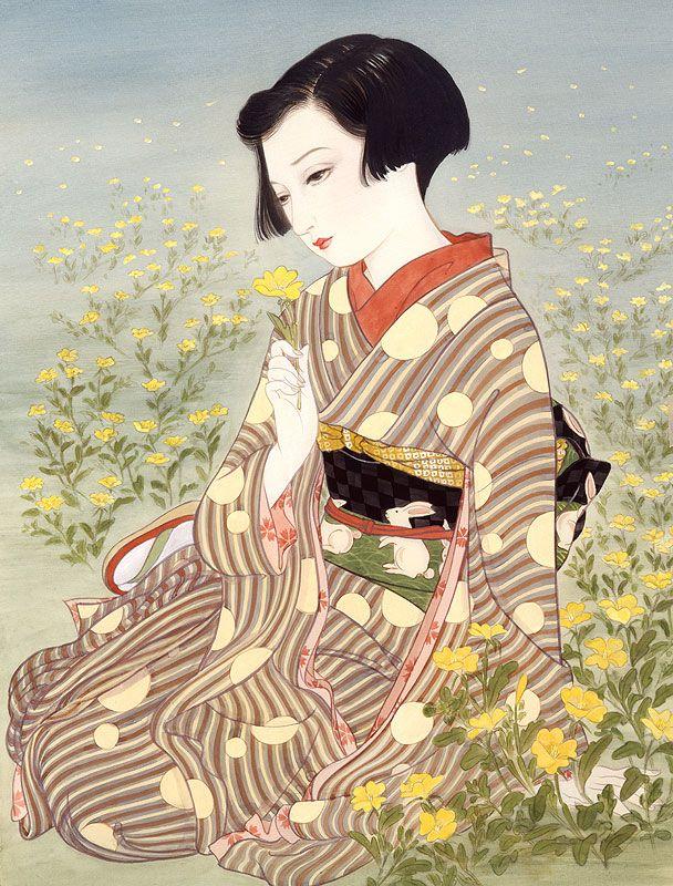Ethnic art japanese — pic 15
