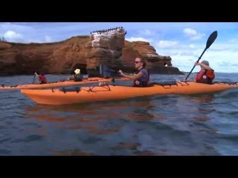 Corporation du Parc de Gros-Cap   Kayak de mer