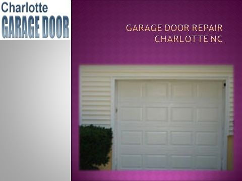 Https://flic.kr/p/DiLguN | Charlotte Garage Door Repair