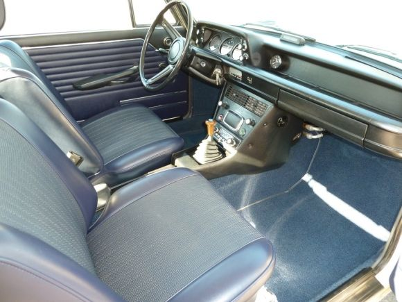 1972 bmw 2002tii for sale restored interior bmw pinterest bmw bmw 2002 and cars. Black Bedroom Furniture Sets. Home Design Ideas