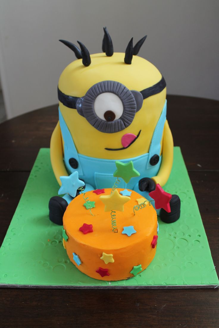 Birthday Cake Images For 6 Year Old Boy : - Birthday cake for a 6 year old. Front birthday cake is ...