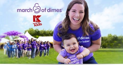 K mart and the March of Dimes celebrating their 31st year of partnership.  Doesnt it make sense to go into your partnerships expecting a long term relationship instead of focusing on short term outcomes?