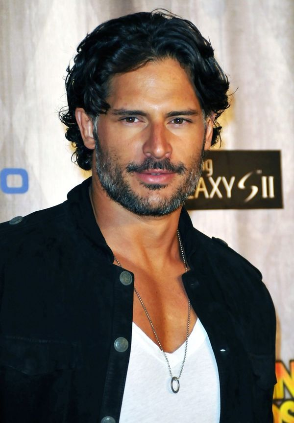 Joe Manganiello |  True Blood    See our True Blood Tees at OldSchoolTees.com