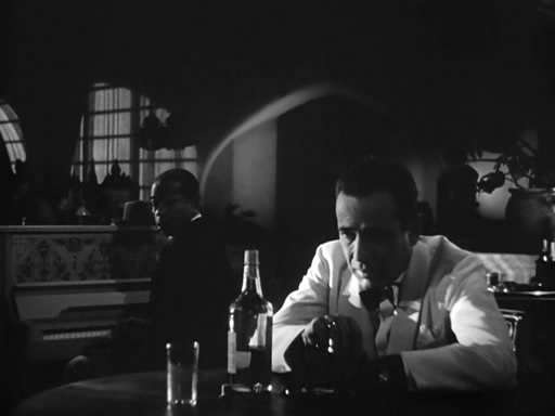 "Casablanca ""You played it for her, you can play it for me. If she can stand it, I can. Play it!"""