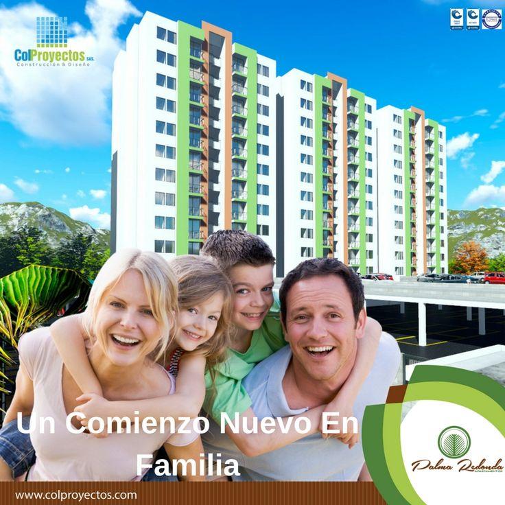 Queremos que regreses a lo esencial, vivir al máximo cada instante con tu familia. Para eso hemos creado el hogar ideal para ti:http://bit.ly/palmaredonda