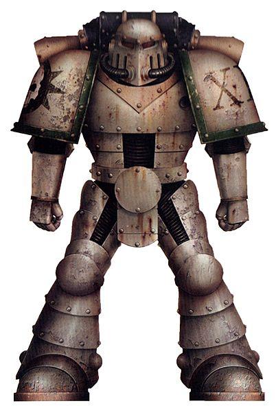 Legio XIV - pre-heresy space marine