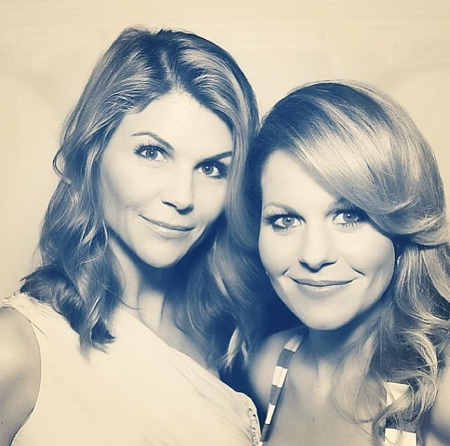 Lori and candace (full house)