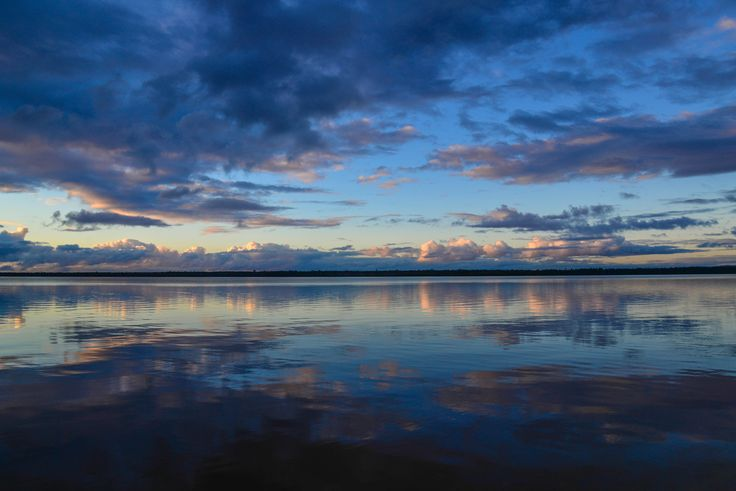 Clouds and Reflections by Dee Holding on 500px