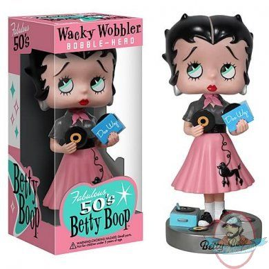 32 best betty boop wobblers images on pinterest betty