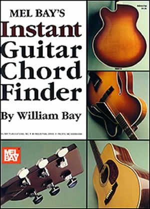 Instant Guitar Chord Finder (Book)
