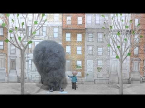 Mr Huff by Anna Walker - book trailer - YouTube