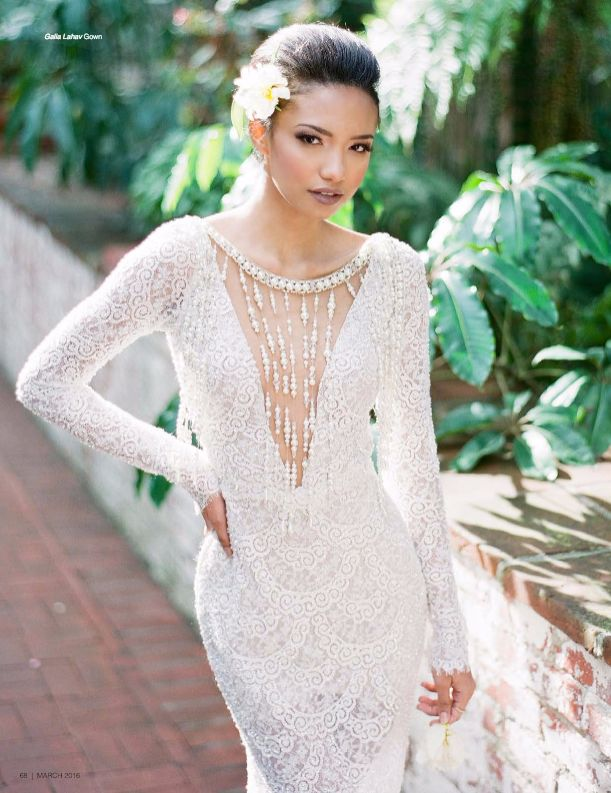 Santa Barbara Life Style Magazine March 16 Issue Evening Dresses And Wedding Collection For