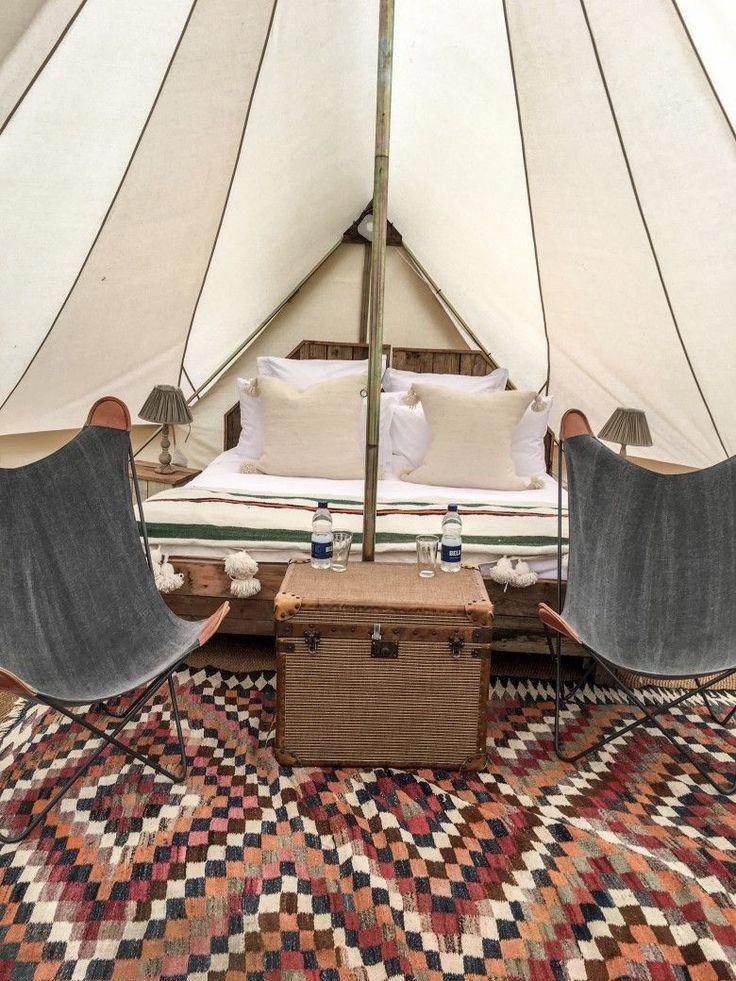 Bell Tents At Soho Farm Tents Familytentscampingfreeprintable Kamperen Glamping Tent