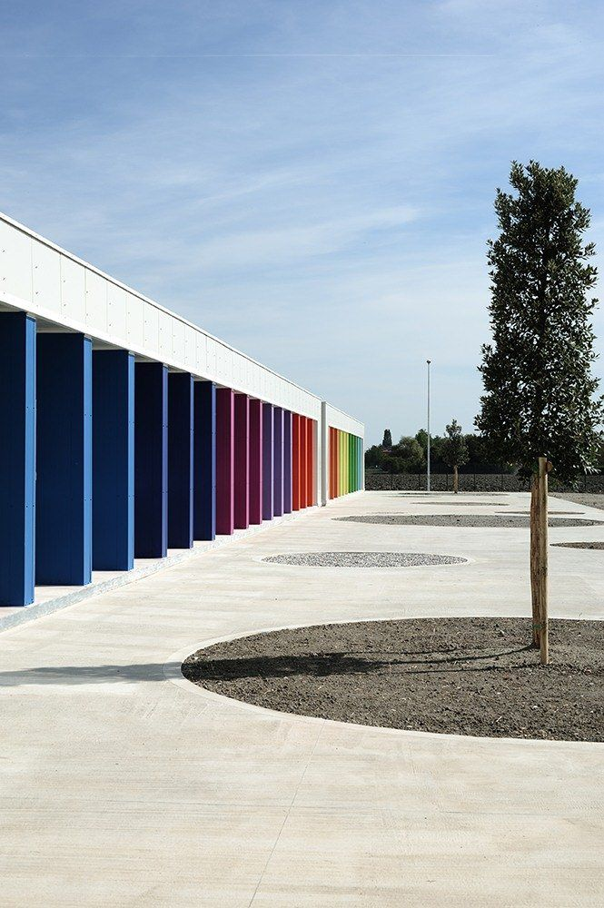 Pencil Box - Asilo e nido Montessori, /San Felice Sul Panaro / Italy/ Paolo Didonè