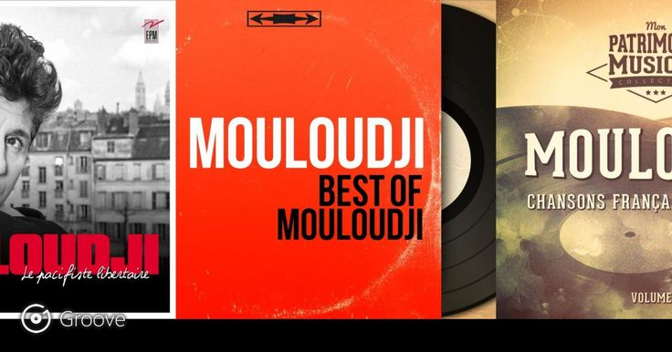 Mouloudji: News, Bio and Official Links of #mouloudji for Streaming or Download Music