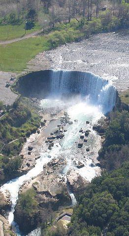 #Laja_Waterfalls, #Chile hermosa vista del Salto del Laja