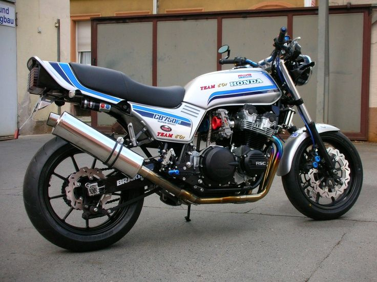To Keihin FlatslidesFZR 1000 Forks And Find This Pin More On Honda CB1100f