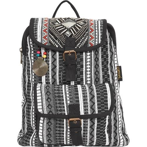 Nova Back Pack from Sun N Sand is a medium sized women's backpack with a Native American inspired design | Footwear etc.