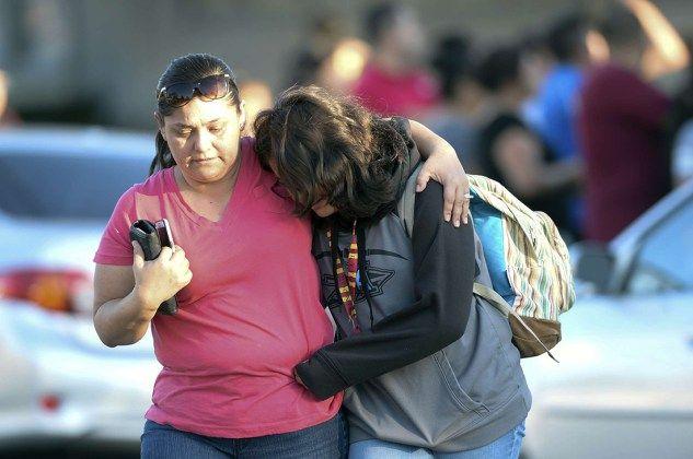 Fusillade près de Los Angeles : un mort trois blessés