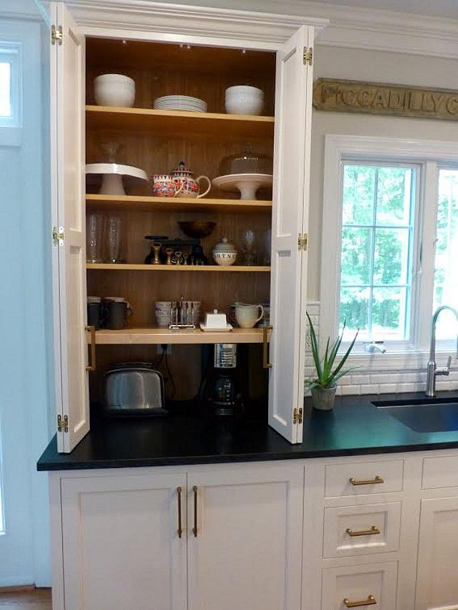 how to build cabinet for appliances