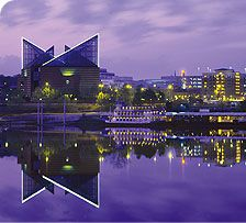 Chattanooga, Tennessee!!!  We visited often while living in Nashville!  A fun & beautiful City!