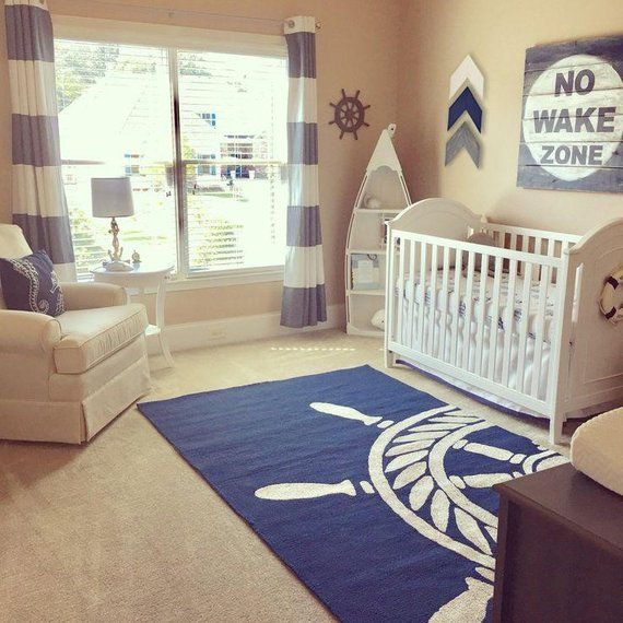 Baby Boy Nursery Wall Art