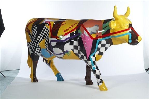 Paris Cow Parade
