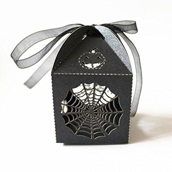 Cheap box wall, Buy Quality box trailer for sale directly from China ribbon gift box Suppliers: 50pcs Cobweb Style Hens Night Out Fun Halloween Party Gift Favor Candy Boxes & Ribbons         Description       &nb