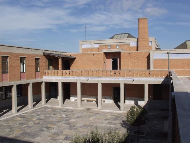 Βυζαντινό Μουσείο Θεσσαλονίκης - υγρομόνωση δωμάτων (1993)