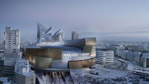 Хоккейная арена, не выходя из дома. Очень амбициозно и масштабно. http://faqindecor.com/ru/news/grandioznye-plany-proekt-masshtabnogo-kompleksa-v-finlyandii/