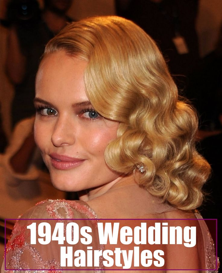 hair 1940s style 1940s wedding hairstyles fashion 1940s 6082 | 3a4c1e4c843b4d530a746fd8b4206c61 hairstyles for curly hair vintage hairstyles