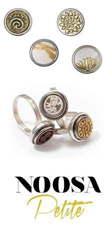 Noosa petite chunk ring