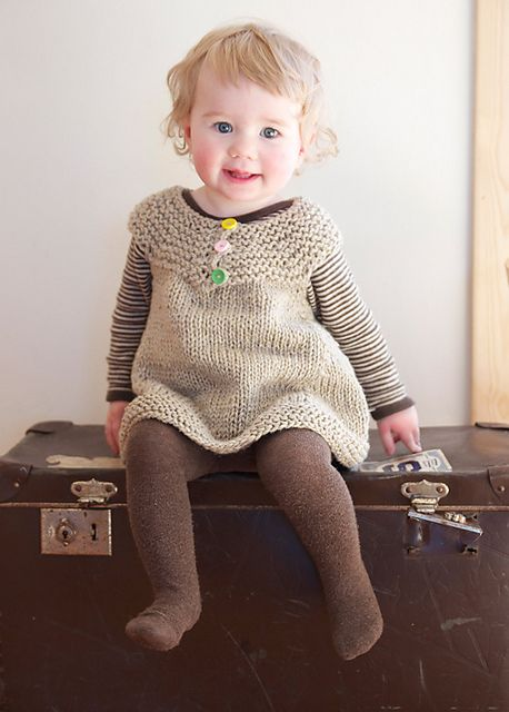 plain tunic pattern - so cozy and cute, these clothes are made to cuddle!
