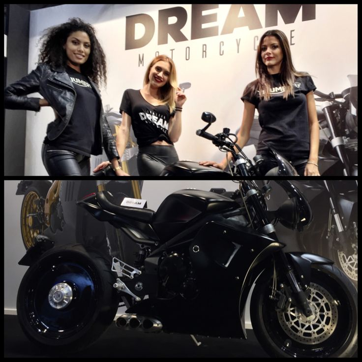 EICMA 2017 #motorcycles #girl #SexyGirl #special #motorbike #triumph #triumphmotorcycles #tripla0.0 #style #deisgn #luxury #limitededition #madeinitaly #speed