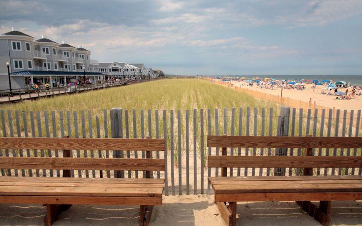 best secret beaches on earth: Bethany Beach, Delaware