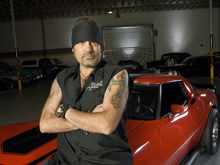 counting cars season two premieres april 9 on history tv shows television and films. Black Bedroom Furniture Sets. Home Design Ideas