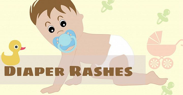 Home Remedy Solution for Diaper Rash