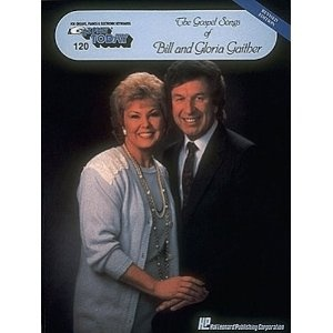 The Gospel of Bill and Gloria Gaither - E-Z Play Today Volume 120 - Piano --- http://www.amazon.com/The-Gospel-Bill-Gloria-Gaither/dp/B0042P3YN4/?tag=shoppiunlim06-20