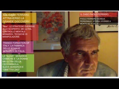 vai sul CANALE CDD HANGOUT per LA INTERVISTA VIDEO di PAOLO FERRARO a IL SOVRANISTA