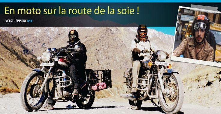 Mathieu et Sylvain ont fait la route de la soie en moto, sur une Royal Enfield Bullet. L'occasion de réaliser aussi un voyage musicale avec la réalisation d'un album.Ecoute cet[...]
