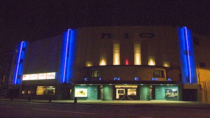 The Rio Cinema Westcliff-on-sea Essex