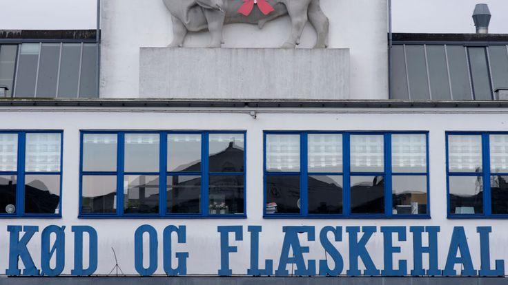 Food market opens in Copenhagen's Meatpacking District
