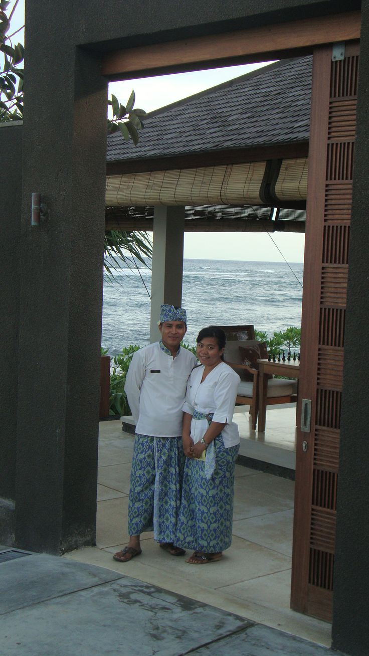 Tresna and Agus, Puri Awani leaders