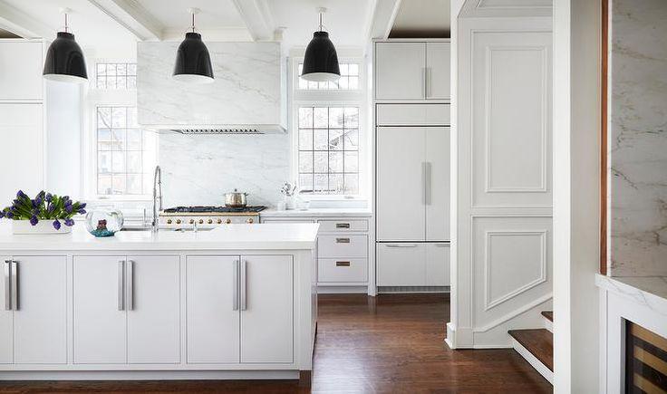 30 Amazing Design Ideas For A Kitchen Backsplash: 33 Best White Vs. Grey Quartz Marble Images On Pinterest
