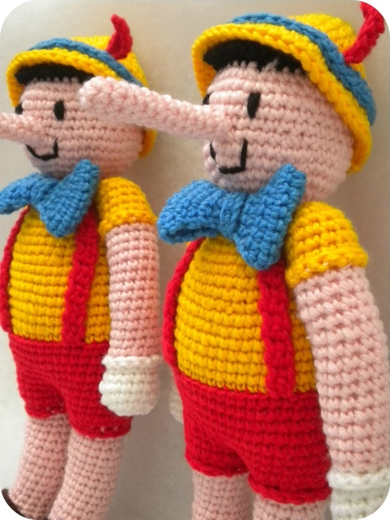 Knitting Pattern Toy Story Characters : 86 best images about C : Crochet : Character on Pinterest More best Free pa...
