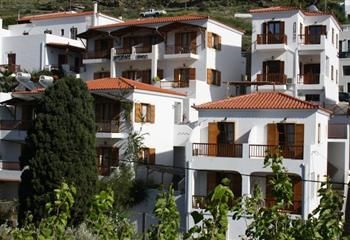 Studio & Appartment in Andros, Greece Amorani Studios.www.hostelbay.com