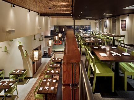 Grizform design architects washington dc restaurant for Interior design apprenticeships london